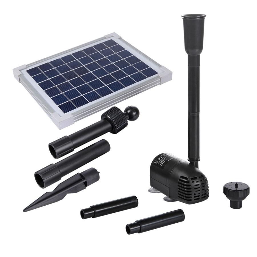 DS500 - Solar Pond Pump
