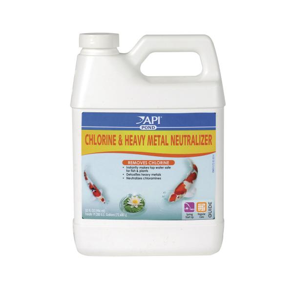 Chlorine & Heavy Metal Neutraliser 946 ml