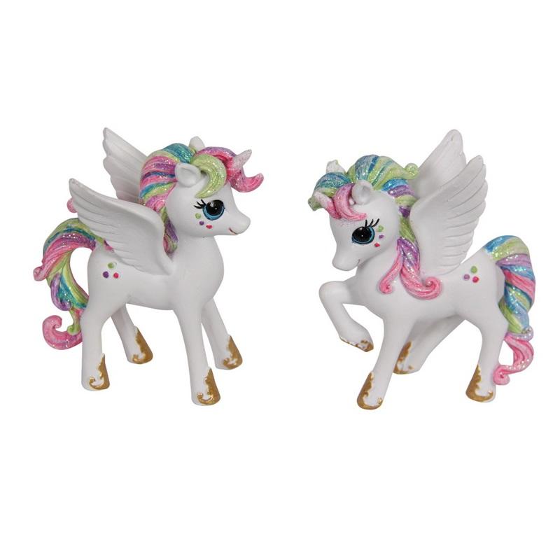 Rainbow Unicorn Pegasus