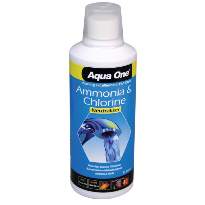 Ammonia & Chlorine Neutraliser 500ml