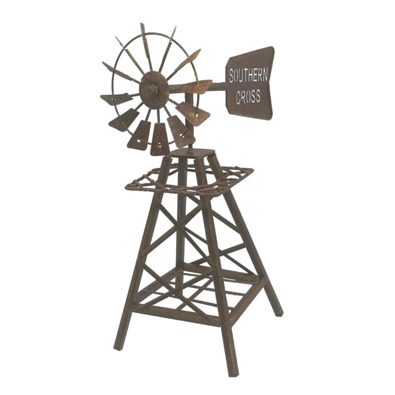 Rustic Windmill