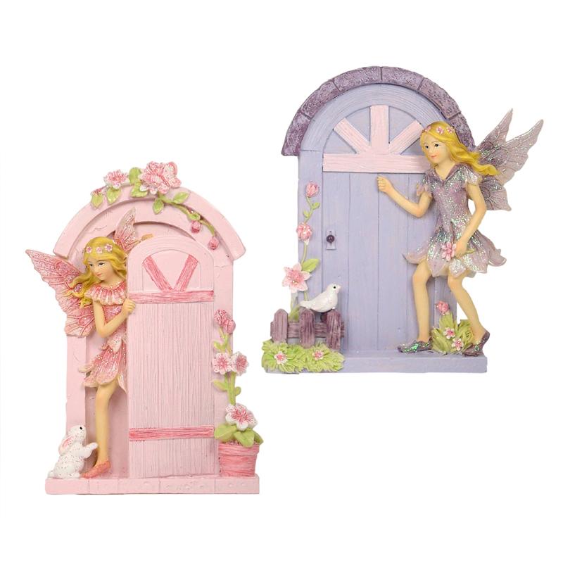 Fairy Door with Fairy