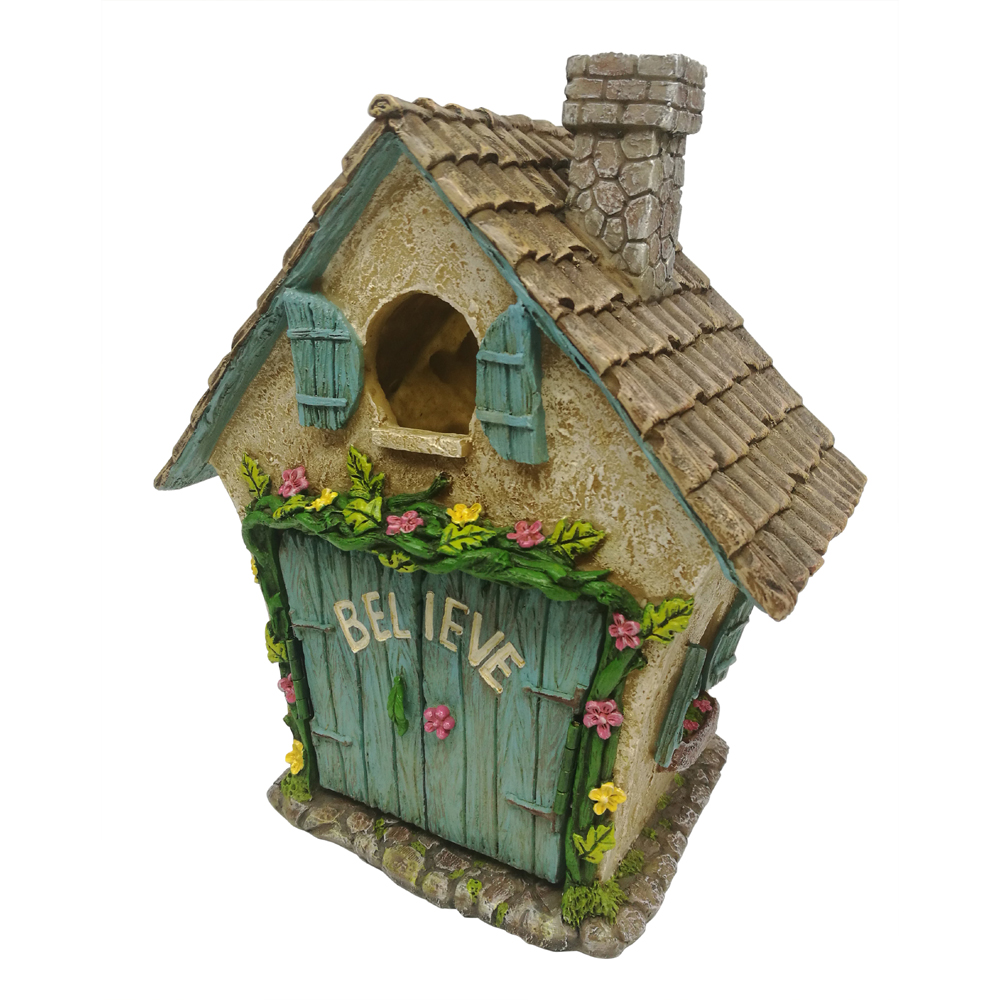 Believe Cottage with Opening Doors
