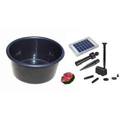 Small Solar Pond Kit